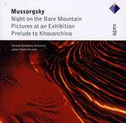 Mussorgsky: Night on the Bare Mountain; Pictures at an Exhibition; Prelude to Khovanchina (CD) at Sears.com