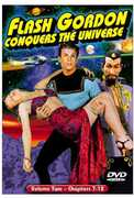 Flash Gordon Conquers the Universe, Vol. 2 - Chapters 7-12 (DVD) at Sears.com