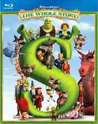 Shrek the Whole Story Quadrilogy (4PC)
