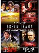 Urban Drama Collector's Set: The River Niger/Blood Tide/Deadly Drifter/Resting Place (DVD) at Sears.com