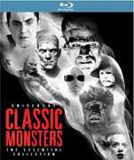 Universal Classic Monsters: Essential Collection (Blu-Ray) at Kmart.com