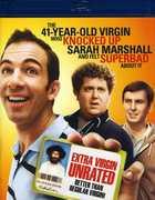 41 Year Old Virgin Who Knocked Up Sarah Marshall (Blu-Ray) at Kmart.com