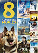 8 Adventure Movies (DVD) at Sears.com