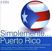 Simplemente Puerto Rico / Various (CD) at Kmart.com