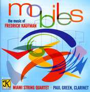 Mobiles:The Music of Fredrick Kaufman (CD) at Sears.com