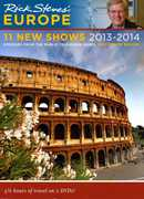 Rick Steves' Europe: 11 New Shows 2013-2014 (DVD) at Sears.com