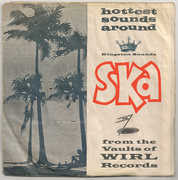 Ska from the Vaults of Wirl Records , Various Artists