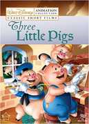 Walt Disney Animation Collection: Classic Short Films, Vol. 2 - The Three Little Pigs (DVD) at Kmart.com