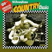 15 Down Home Country Classics / Various (CD) at Kmart.com