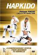 Philippe Pinerd: Hapkido - A Comprehensive System from Beginner to Advanced (DVD) at Kmart.com