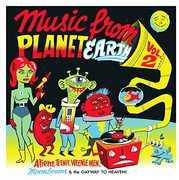 Music from Planet Earth 2: Aliens Teenie /  Various , Various Artist