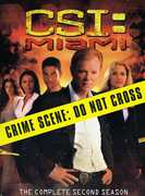 CSI: Miami - The Complete Second Season (DVD) at Sears.com