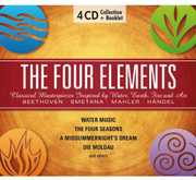 Four Elements-Classical Masterpieces Inspired By w (CD) at Kmart.com