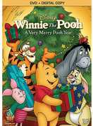 Winnie the Pooh: A Very Merry Pooh Year (DVD + Digital Copy) at Kmart.com