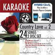 Karaoke: Country Love 2 /  Various , All Star Karaoke