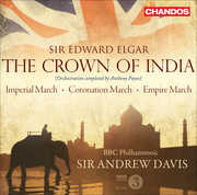 Sir Edward Elgar: The Crown of India (CD) at Sears.com