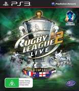 Rugby League Live 2: World Cup Edition [Import]