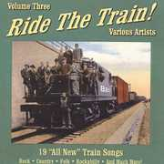 Ride the Train, Vol. 3 (CD) at Kmart.com