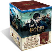 Harry Potter Wizard's Collection (Blu-Ray + DVD + UltraViolet) at Kmart.com