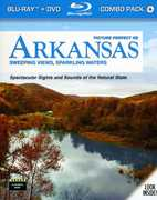Picture Perfect HD: Arkansas - Sweeping Views, Sparkling Waters (Blu-Ray + DVD) at Sears.com