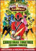 Power Rangers Samurai: Christmas Together, Friends Forever (DVD) at Sears.com