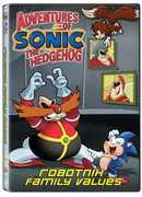 Adventures of Sonic the Hedgehog: Robotnik Family (DVD) at Kmart.com