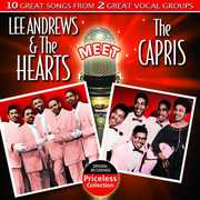 Lee Andrews & the Hearts Meet the Capris (CD) at Sears.com