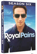 Royal Pains: Season Six , Mark Feuerstein