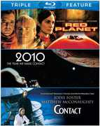 Red Planet/2010/Contact (Blu-Ray) at Sears.com