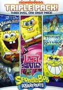 SpongeBob SquarePants: SpongeBob's Last Stand/Triton's Revenge/Viking-Sized Adventures (DVD) at Kmart.com