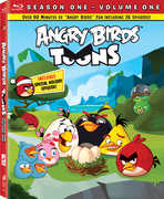 Angry Birds Toons 1 (Blu-Ray) at Kmart.com