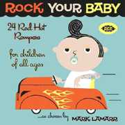 Rock Your Baby: 24 Red Hot Rompers / Various (CD) at Sears.com