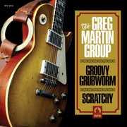 Groovy Grubworm /  Scratchy , Greg Martin