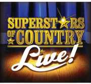Superstars of Country: Live / Various (CD) at Kmart.com