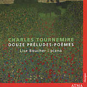 Charles Tournemire: Douze Pr?ludes-Po?mes (CD) at Kmart.com