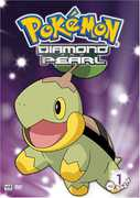 Pokemon: Diamond and Pearl, Vol. 1 (DVD) at Sears.com