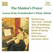 The Maiden's Prayer: Leaves from Grandmother's Piano Album (CD) at Kmart.com