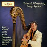 Edward Witsenburg: Harp Recital (CD) at Sears.com