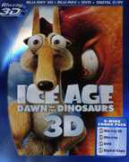 Ice Age 3: Dawn of the Dinosaurs (3-D BluRay + DVD + Digital Copy) at Kmart.com