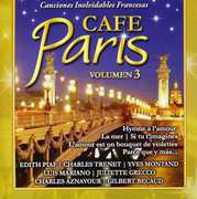 CAFE PARIS 3 / VAR (CD) at Sears.com
