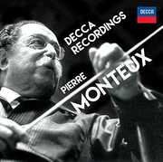 Decca Recordings [Import] , Pierre Monteux