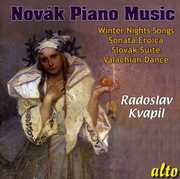 V?tezslav Nov?k: Piano Music (CD) at Kmart.com