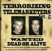 Terrorizing Telemarketers 5 (CD) at Sears.com