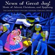 News of Great Joy: Music of Advent, Christmas, And Epiphany (CD) at Kmart.com