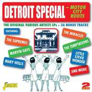 DETROIT SPECIAL :MOTOR CITY ROOTS / VARIOUS (CD) at Sears.com