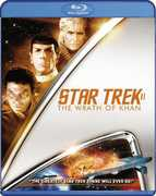 Star Trek II: The Wrath of Khan (Blu-Ray) at Kmart.com