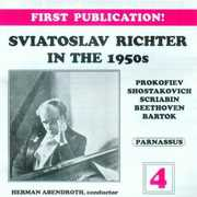 Sviatoslav Richter in the 1950s, Vol. 4 (CD) at Sears.com
