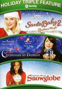 Santa Baby 2 & Christmas in Boston & Snowglobe (DVD) at Kmart.com