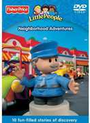 Fisher-Price Little People: Neighborhood Adventures (DVD) at Kmart.com