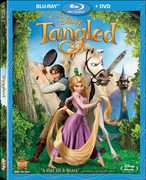 Tangled (Blu-Ray + DVD) at Kmart.com